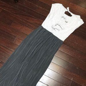 Lou & Grey Bow Back Maxi Dress